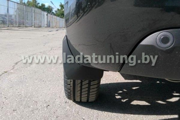 Брызговики задние для Lada Vesta, в т.ч. SW