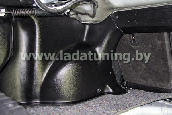 Накладка на арки LADA Vesta Sedan