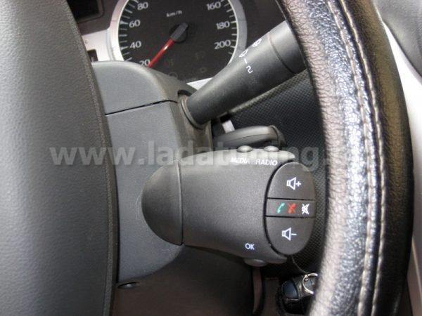 Подрулевой джойстик магнитолы для автомобиля для LADA Largus и Renault Logan