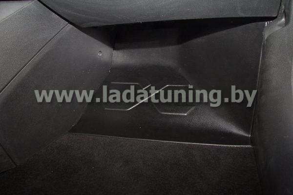 Накладка на ковролин пассажирская LADA Vesta Sedan
